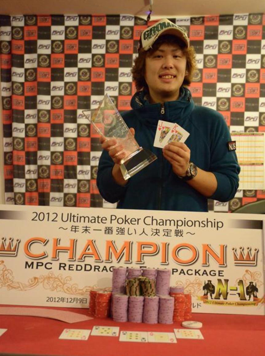 YAKさん・2012・N−1優勝